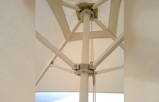 parasol aluminium